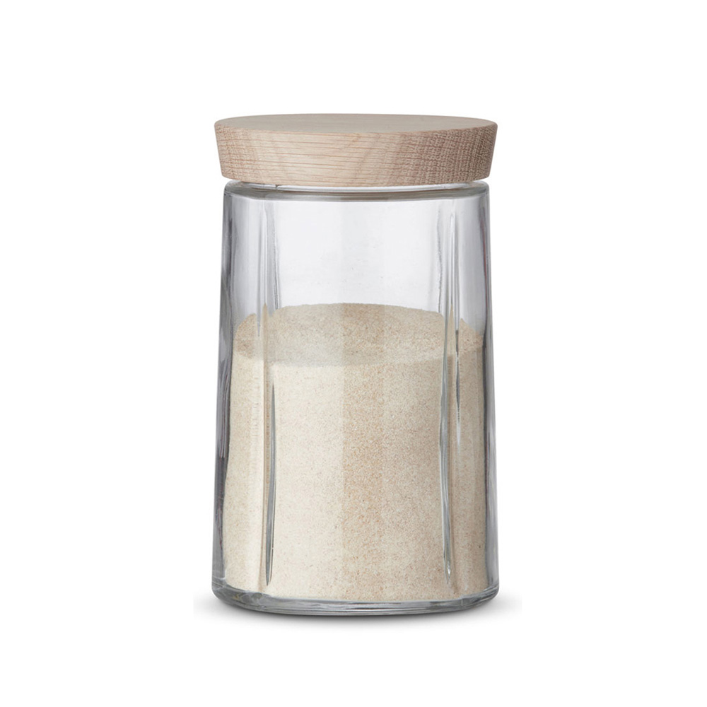 北歐櫥窗 Rosendahl Grand Cru 橡木蓋儲物罐(1 L)