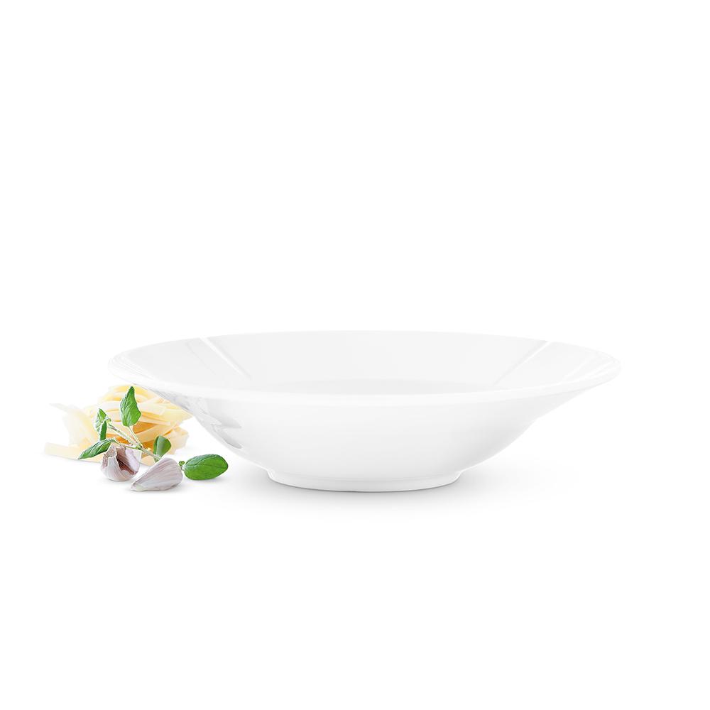北歐櫥窗 Rosendahl|Grand Cru 白瓷麵食盤