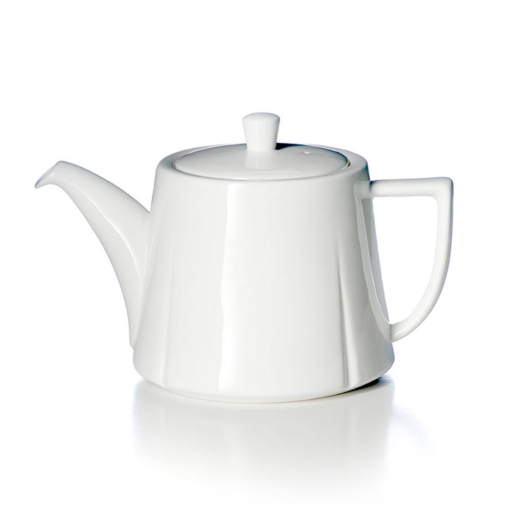 北歐櫥窗 Rosendahl Grand Cru的白瓷下午茶-白瓷茶壺
