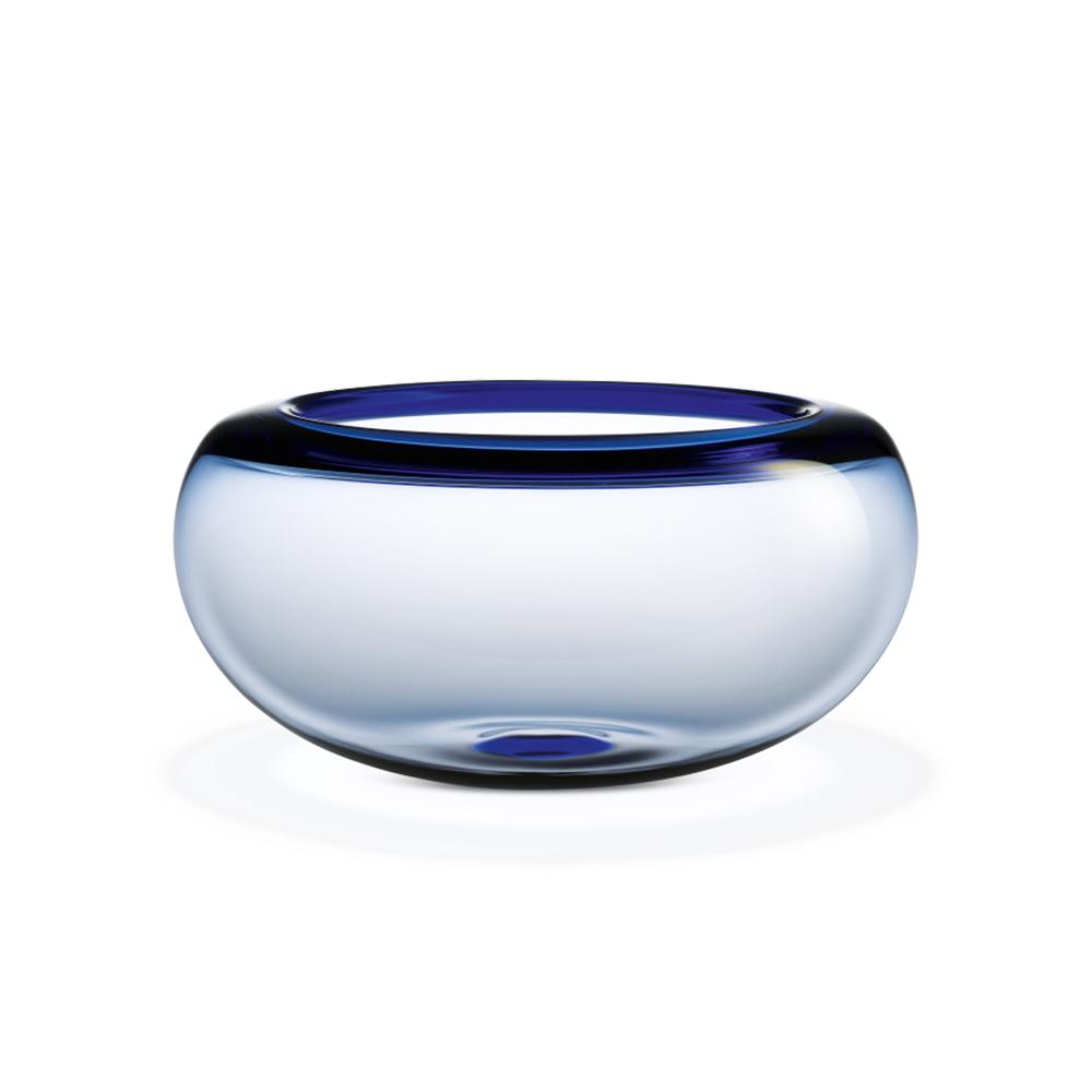 北歐櫥窗 Holmegaard|Provence bowl 日光之缽 (湖藍、中)