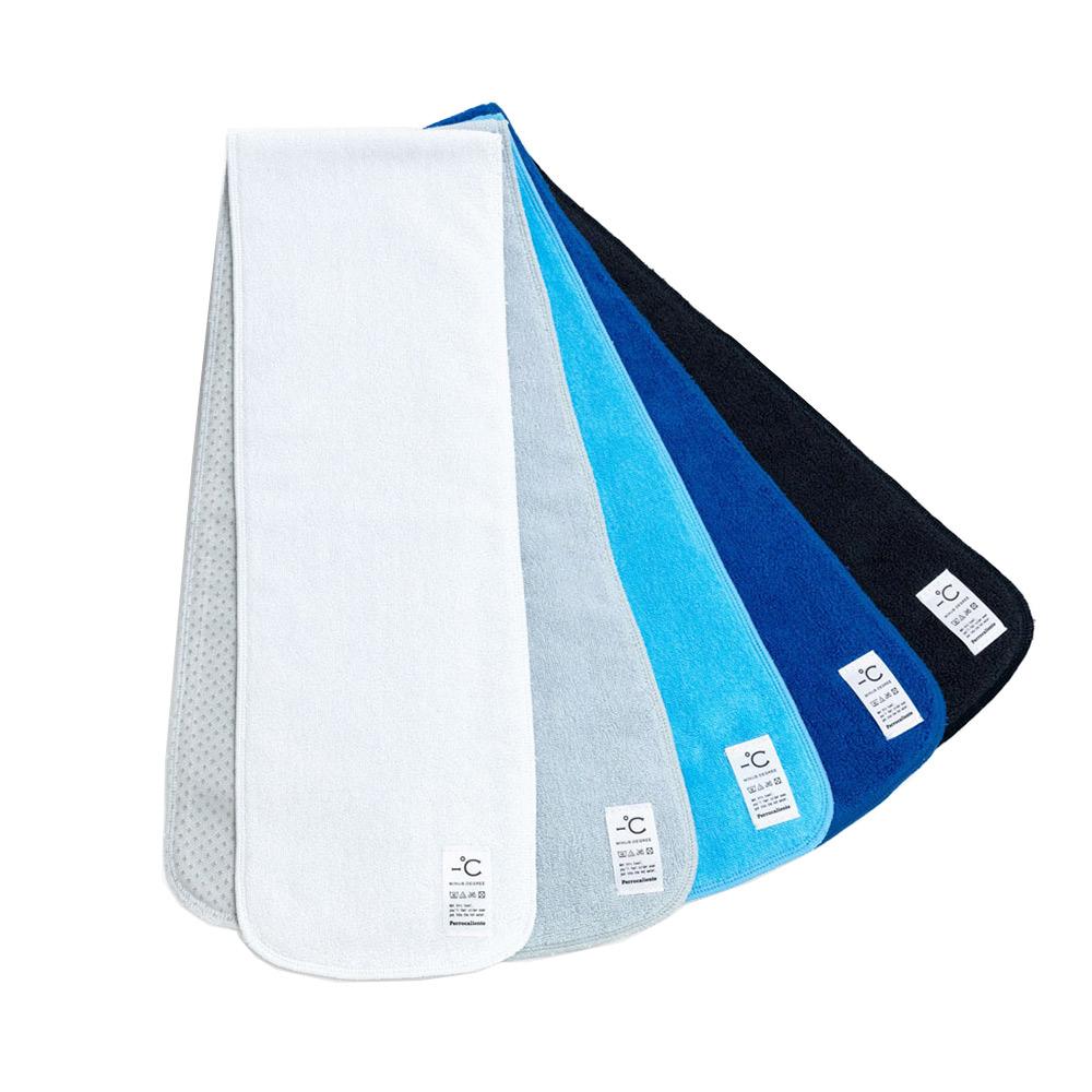 北歐櫥窗 Perrocaliente|Minus Degree Sports 沁涼運動冰巾(土耳其藍)