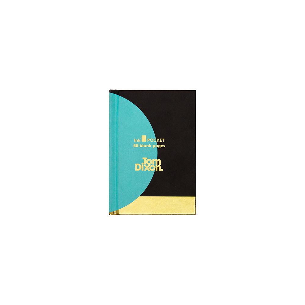 北歐櫥窗 Tom Dixon|Ink Pocket Book 輝煌幾何燙金口袋本