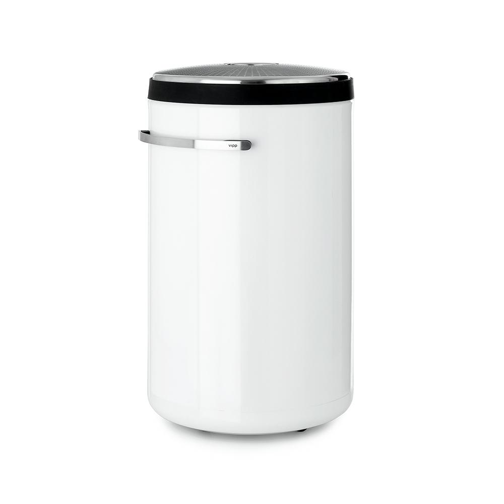 北歐櫥窗 VIPP  滾輪洗衣桶 (75L)