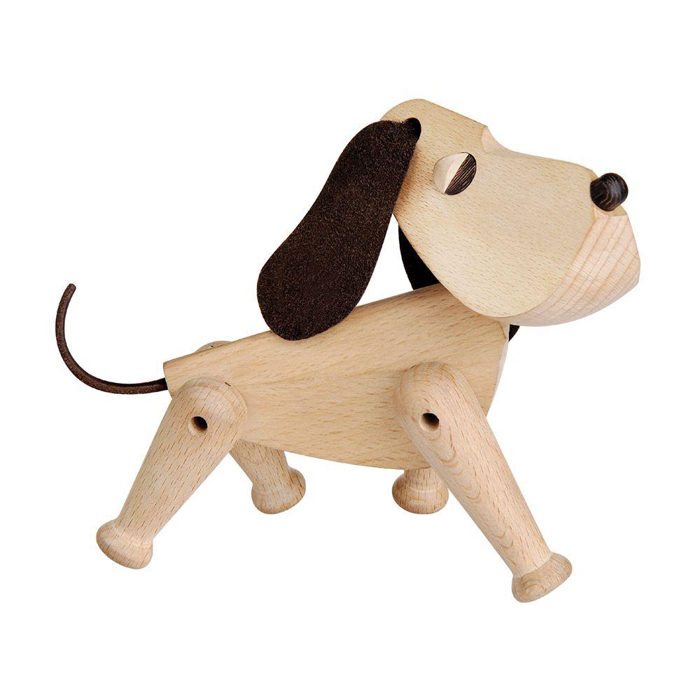 北歐櫥窗 Architectmade Oscar 木頭小狗