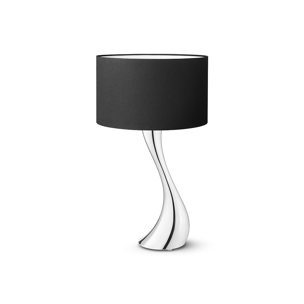 北歐櫥窗 Georg Jensen|Cobra 波浪桌燈(小)