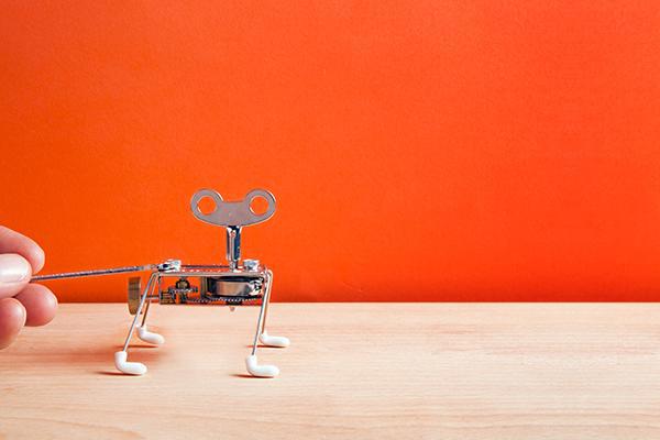 (複製)賽先生科學工廠 暢行無阻機械蟲Mxykikke發條玩具