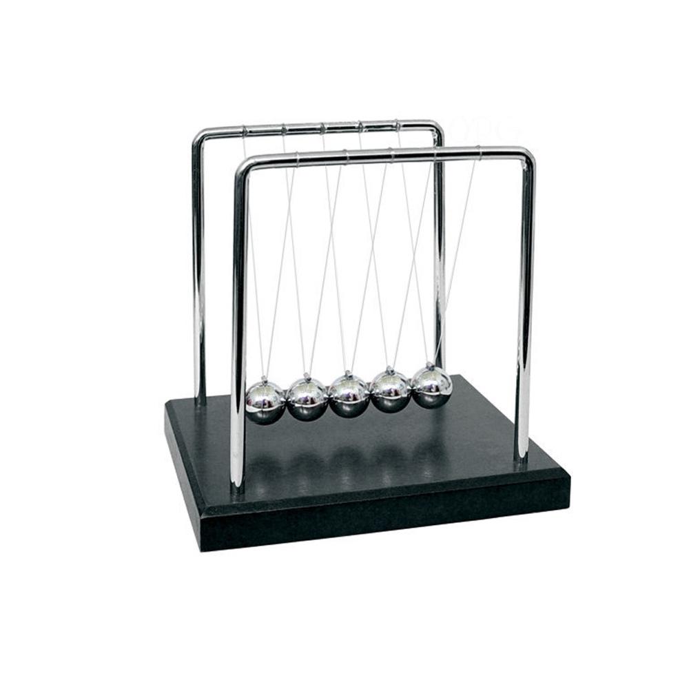 賽先生科學工廠 牛頓球-慣性原理擺動球