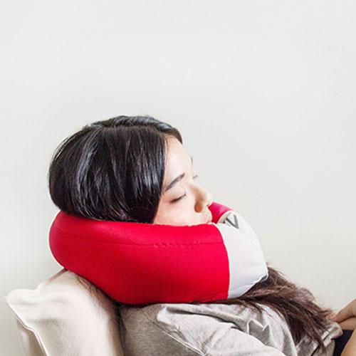 賽先生科學工廠|N to Sleep磁鐵頸枕