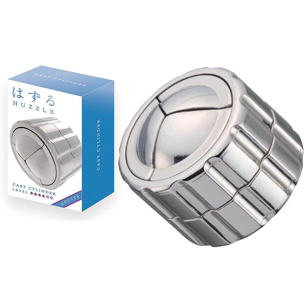 賽先生科學工廠|日本金屬之謎-Huzzle Cylinder(錠)