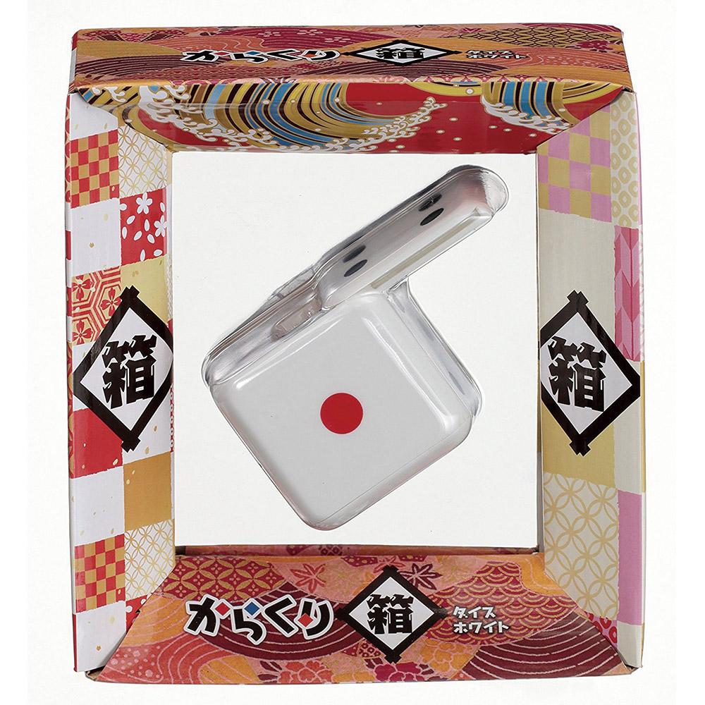 賽先生科學工廠|日本機關盒-骰子