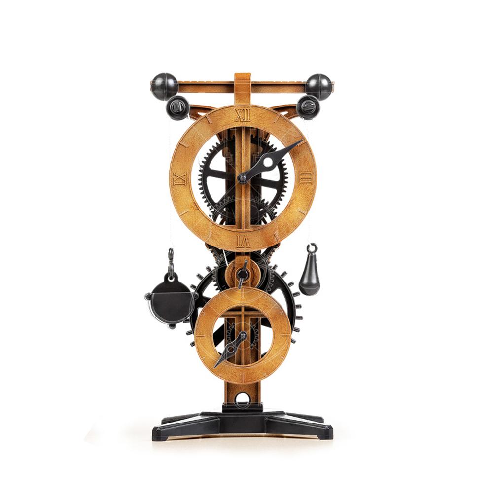 賽先生科學工廠|收藏達文西 - 機械鐘