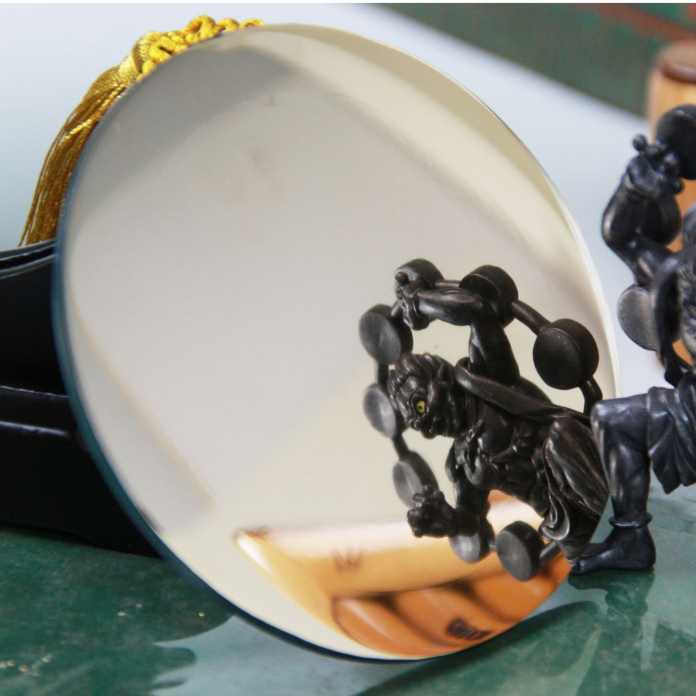 賽先生科學工廠 青銅透光鏡(十二生肖)