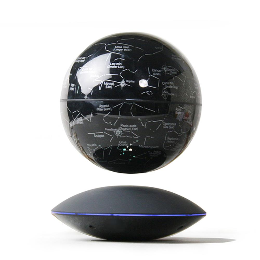 賽先生科學工廠|飄浮地球儀-變色星象款