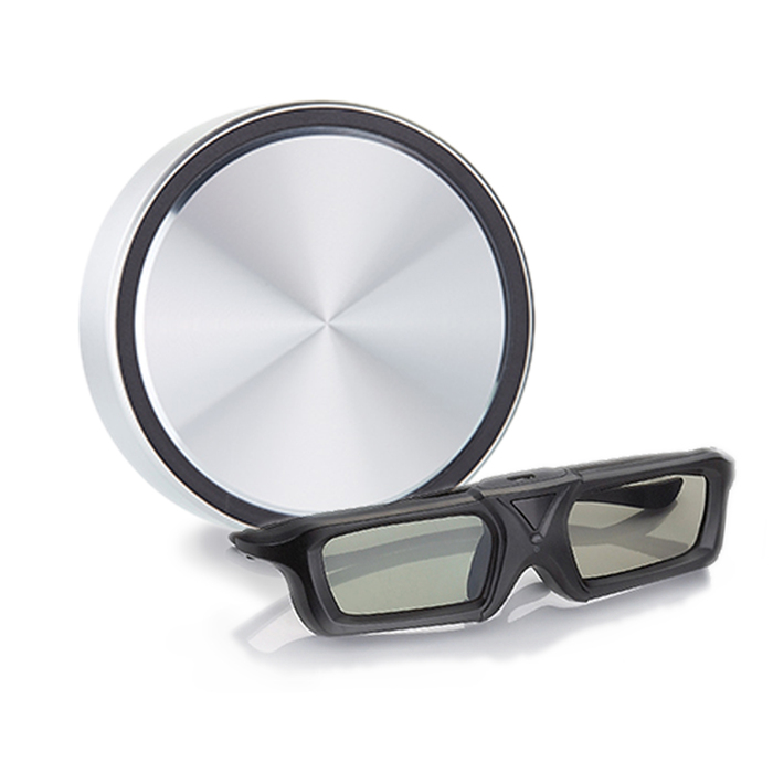 Edison 3D  3D 轉換器 + 3D 眼鏡