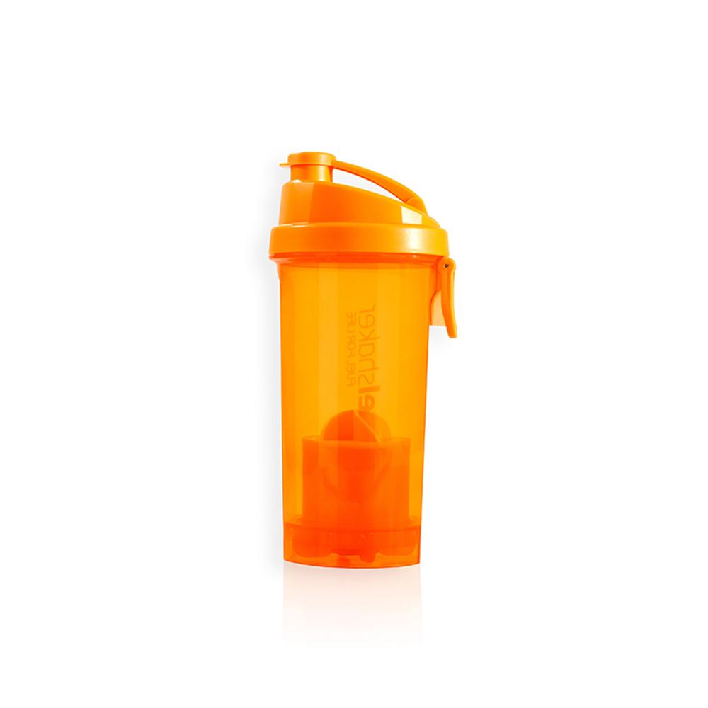 Fuelshaker|運動能量手搖杯 - 橘色