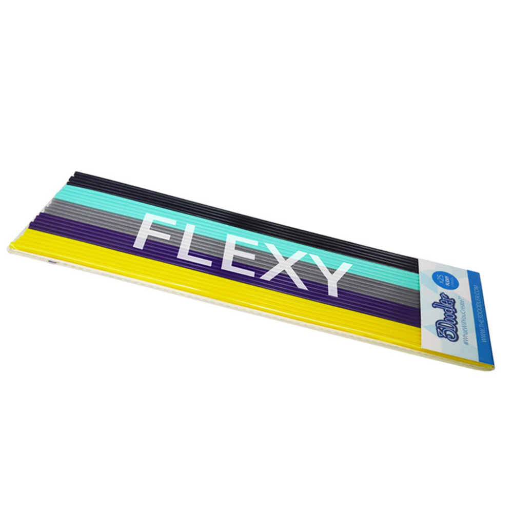 3Doodler|3D列印筆 FLEXY 耗材包