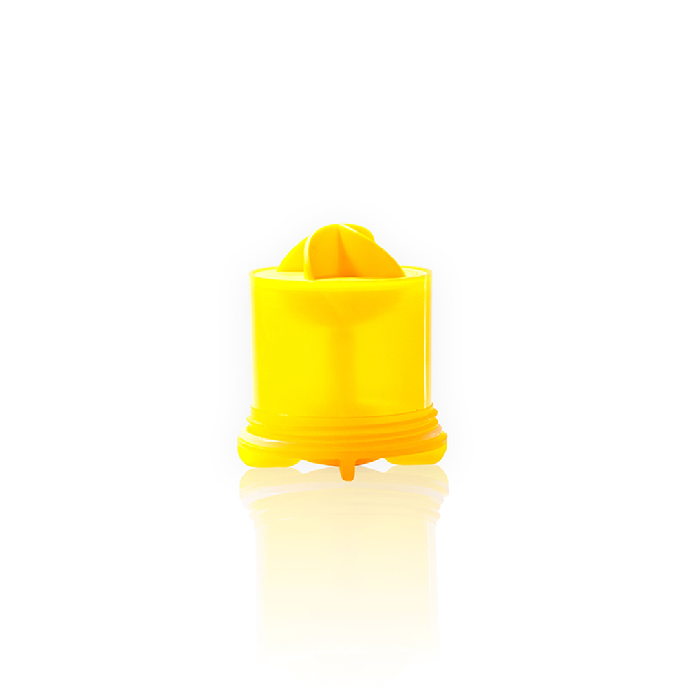 Fuelshaker|蛋白/營養粉補充匣 Fueler - 黃色