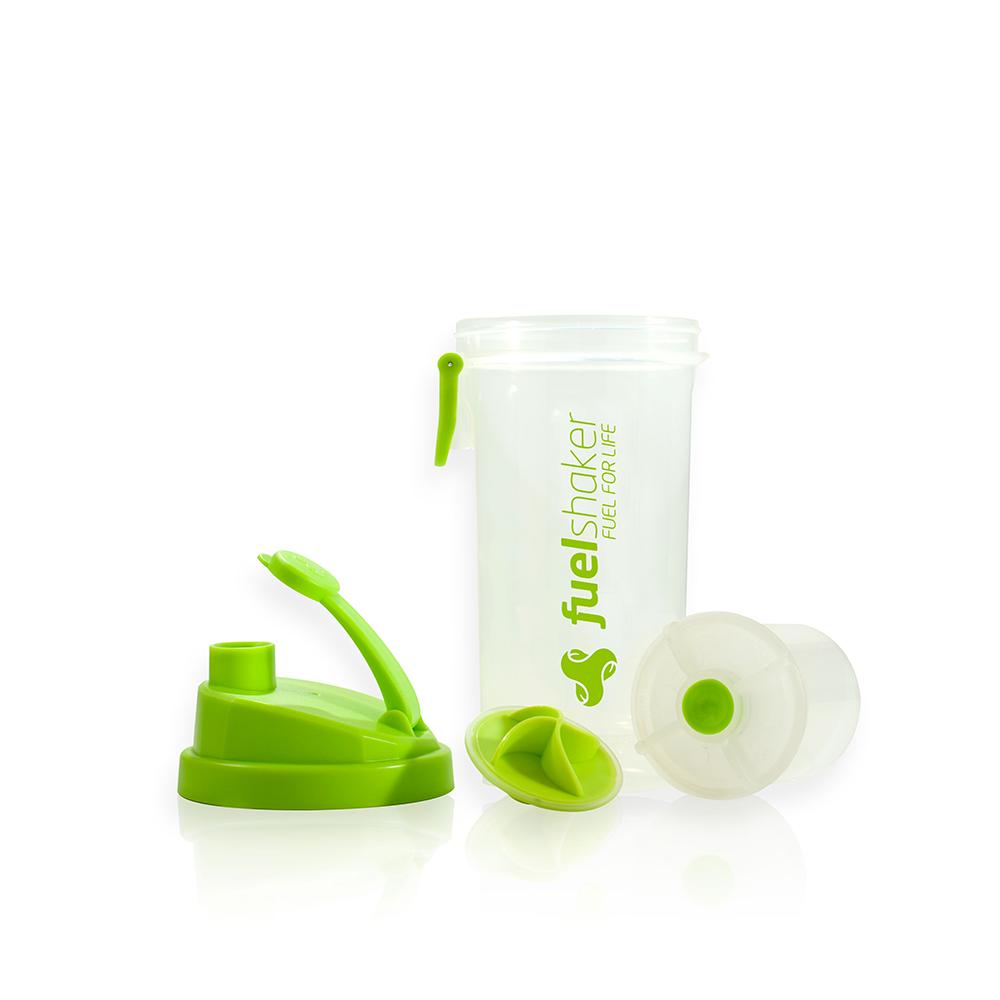 Fuelshaker|運動能量手搖杯 - 經典綠色