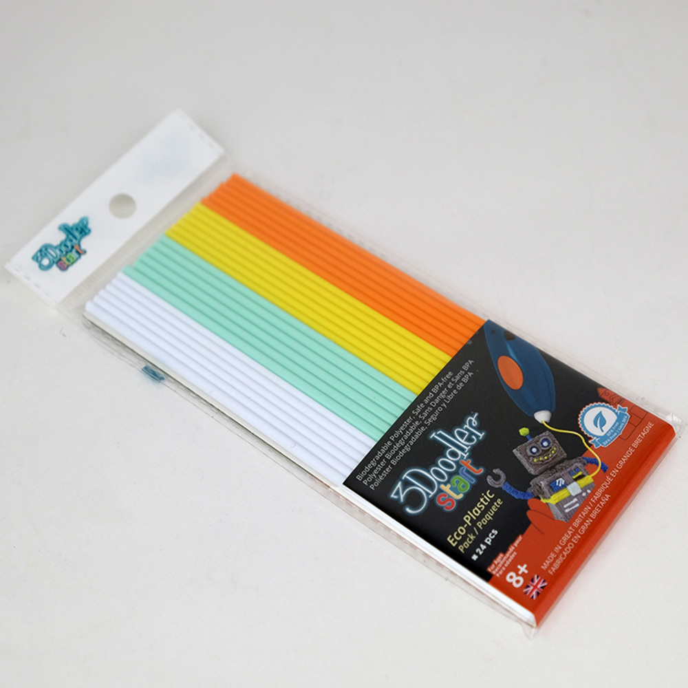 3Doodler|Start 3D列印筆環保顏料 MIX-1
