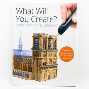 3Doodler|Create 3D列印筆3D新手手冊(英文)