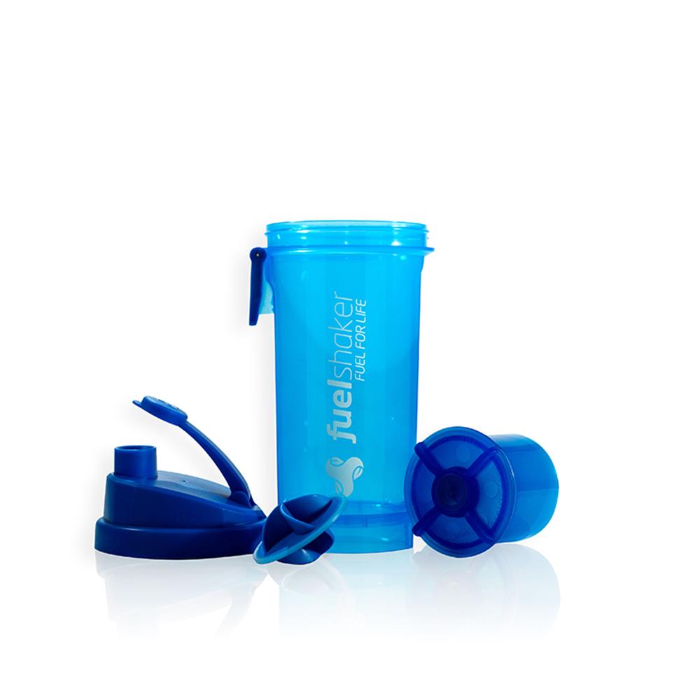 Fuelshaker|運動能量手搖杯 - 鈷藍色