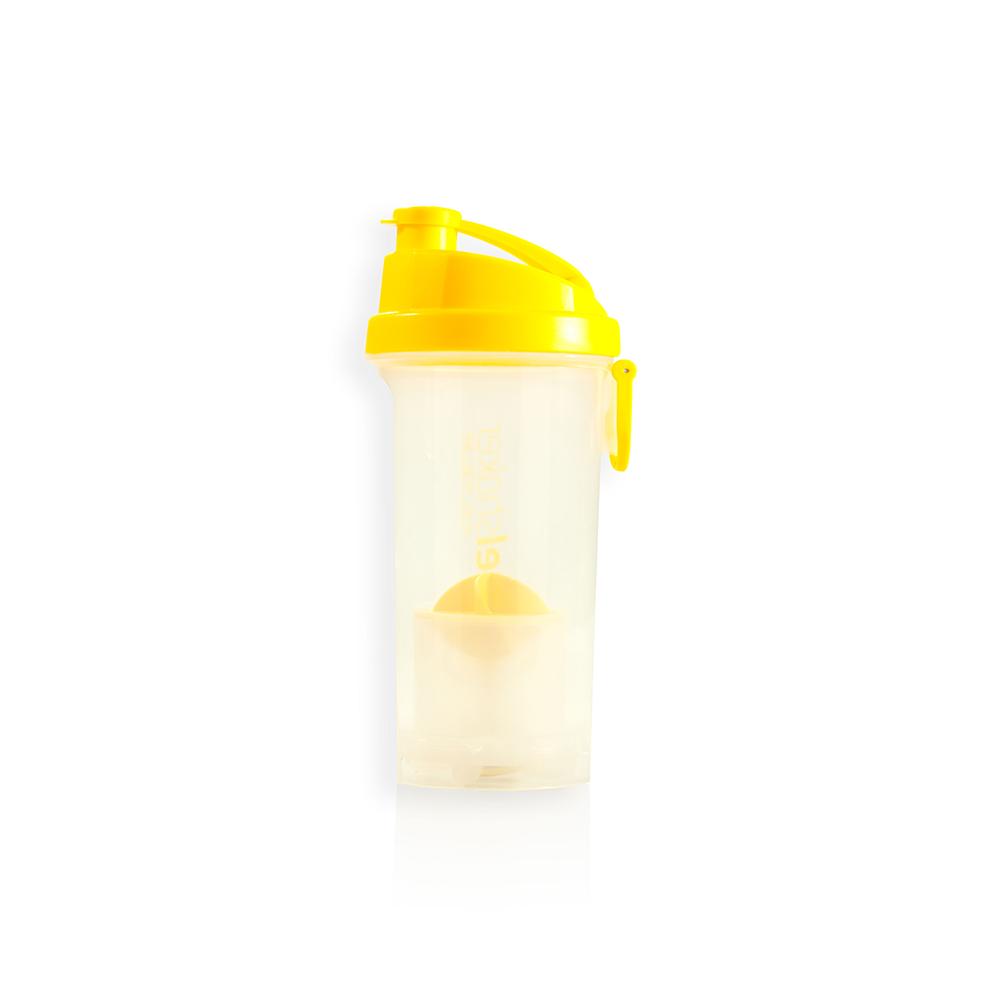 Fuelshaker|運動能量手搖杯 - 經典黃色