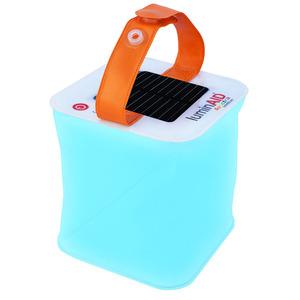 LuminAID|Packlite Spectra 太陽能水陸兩用彩虹光援燈籠