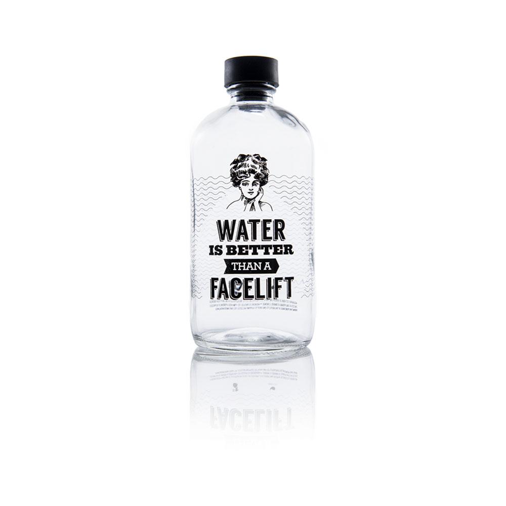 Aquaovo|LAB [O] 水系列玻璃水瓶-Facelift