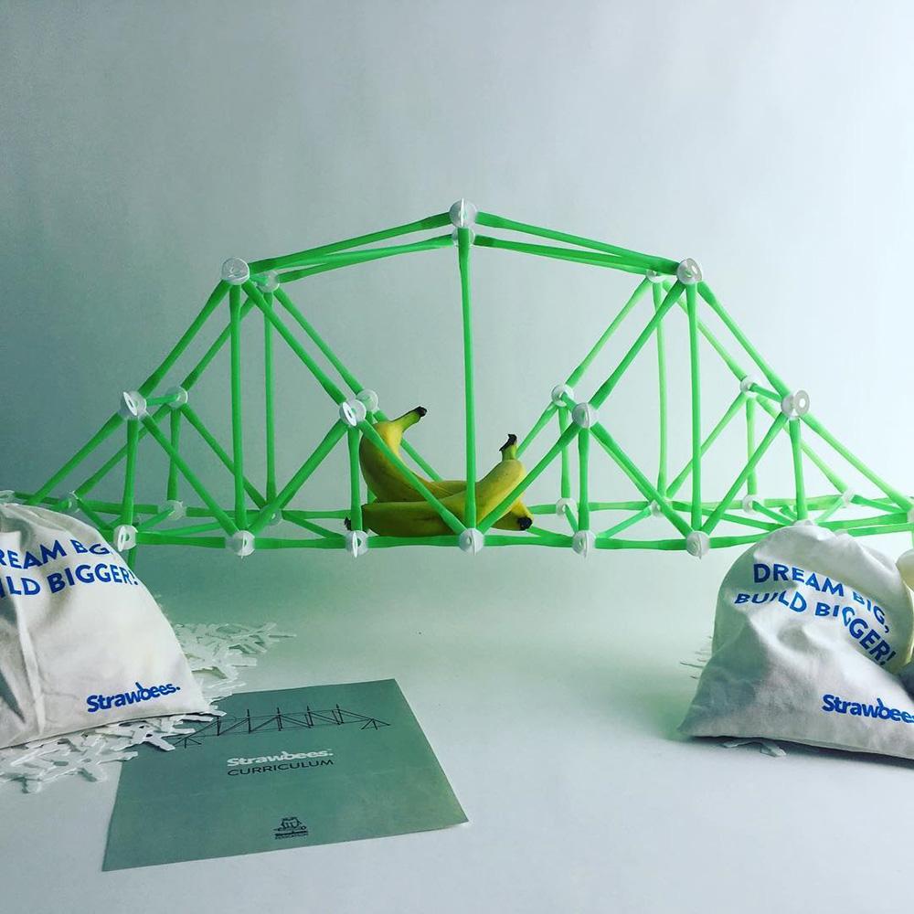 Strawbees 多樣巧拼創意吸管 - 發明家組合