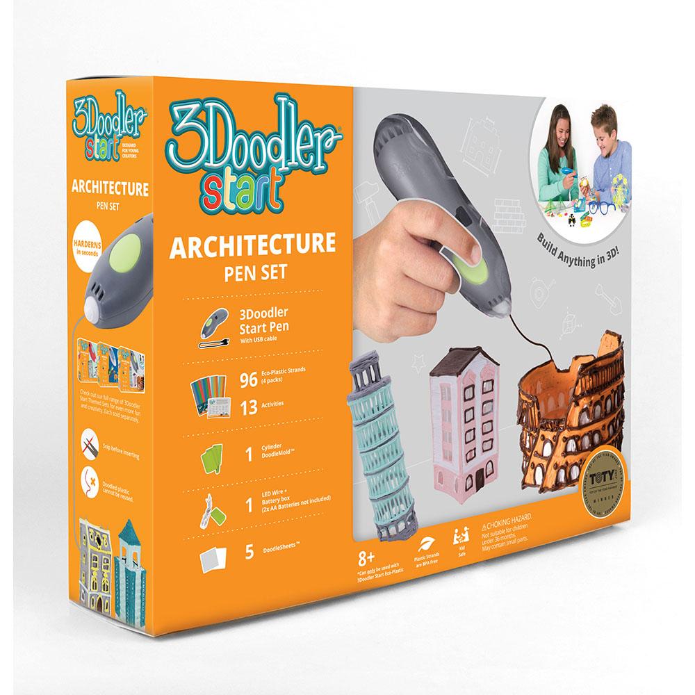 3Doodler|Start 3D列印筆 建築師組合