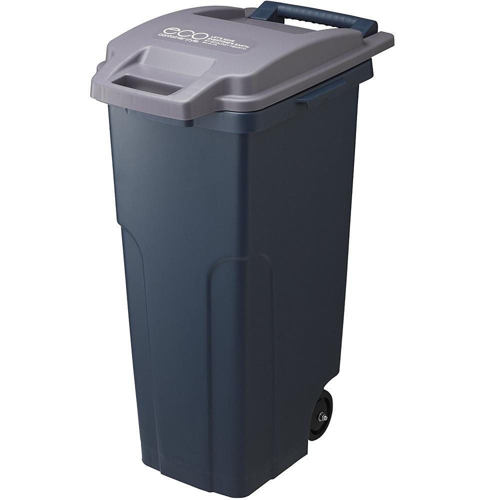 eco container style|機能型拉桿垃圾桶 70L