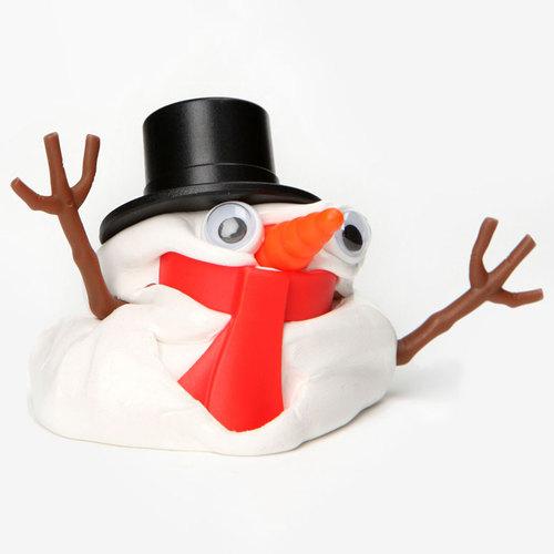 diese-diese|Mr. Forst Melting Snow Man 融化雪人黏土組