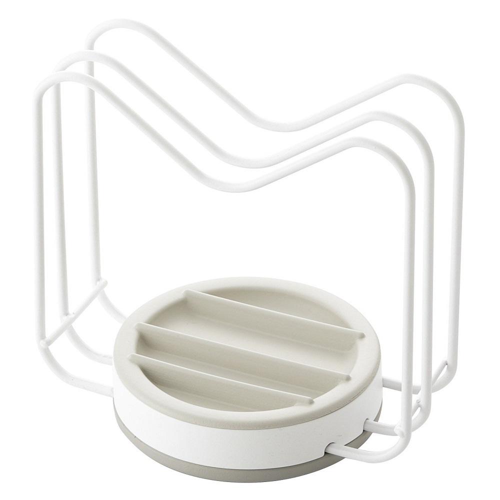 LIBERALISTA| 不倒翁多功能鍋蓋/砧板收納架