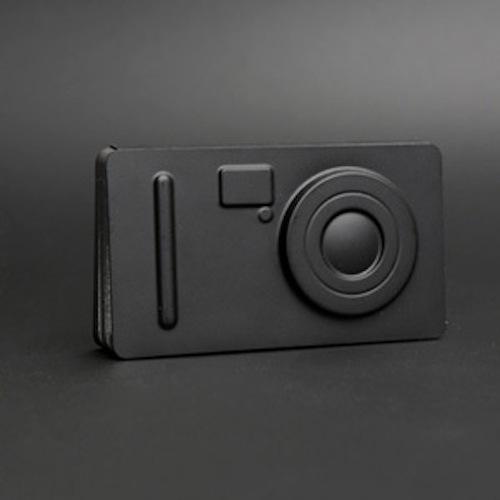 booxi 相機造型筆記本