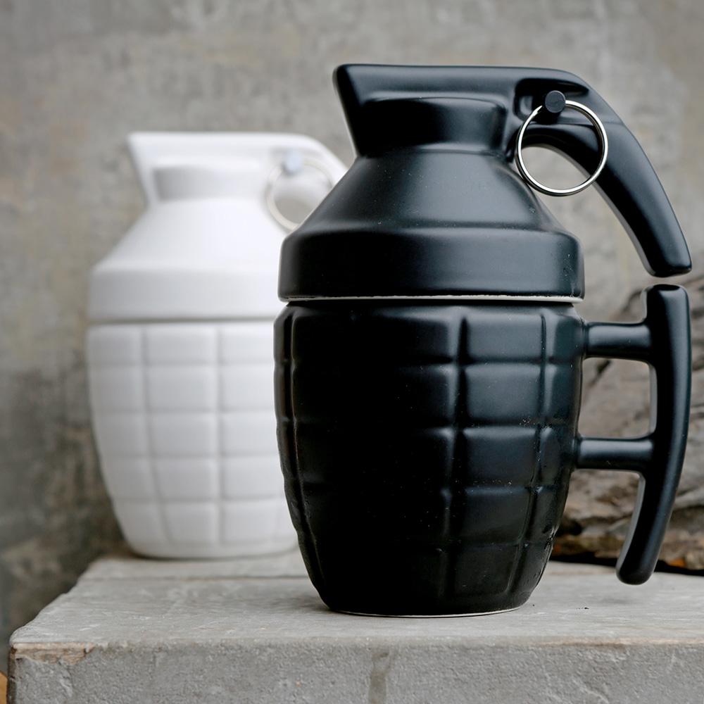 天晴|手榴彈馬克杯Grenade Mug