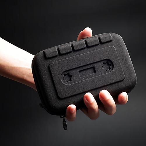booxi | 卡匣隨身聽造型收納盒 Walkman Case
