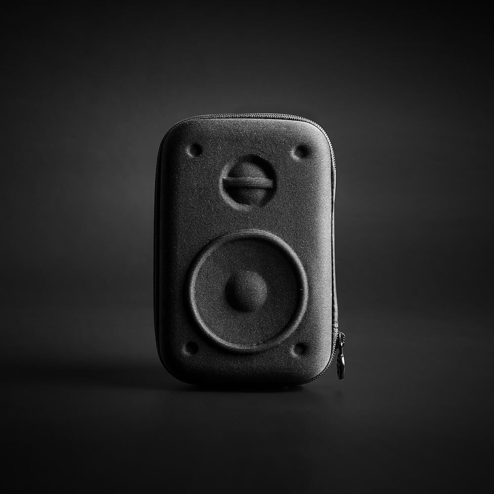booxi | 揚聲器造型收納盒 Speaker Case