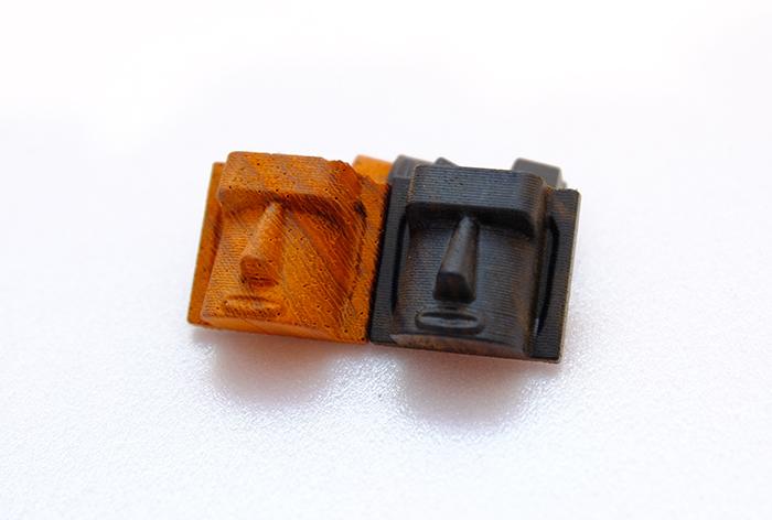 Millimeter|相機熱靴 摩艾造型(紅色)