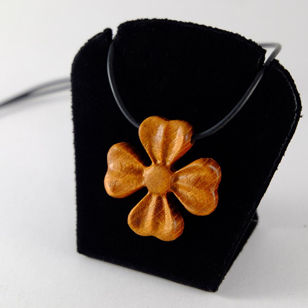 Millimeter|四葉心綻 Four Leaf Heart Bloom (黃色幸運草)