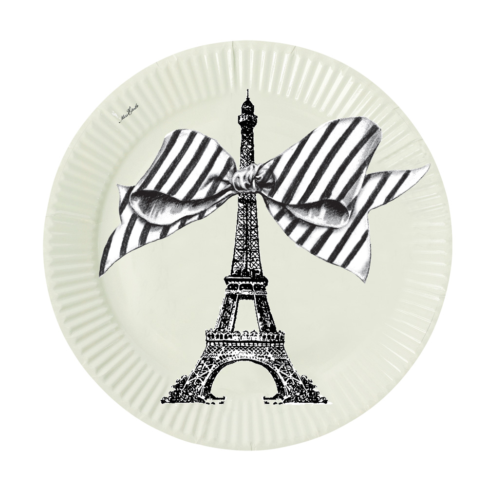 Miss Étoile|艾菲爾紙盤