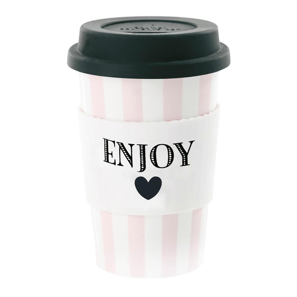 Miss Étoile|玫瑰粉色 享樂隨行杯