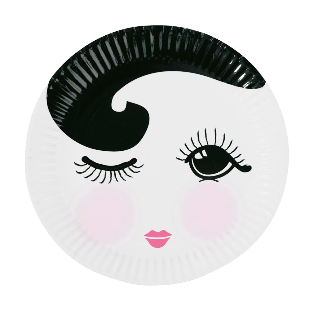 Miss Étoile|眨眼紙盤