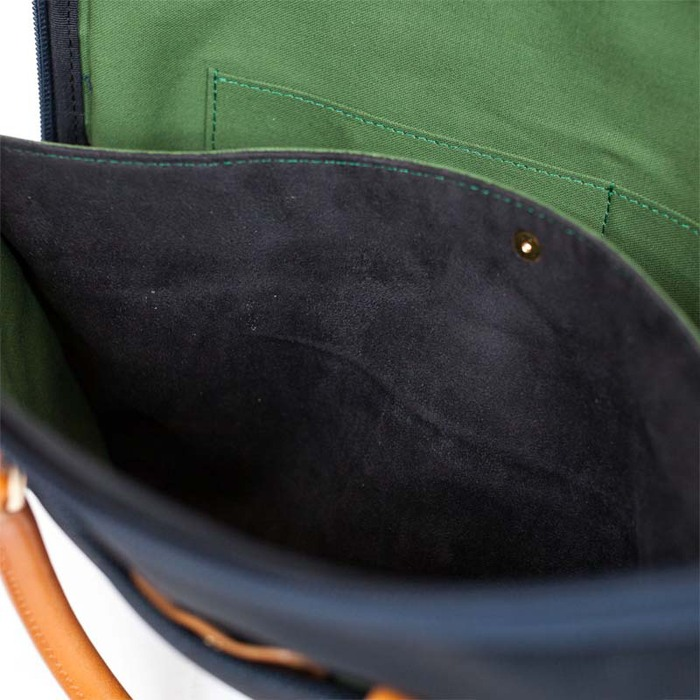 WONDER BAGGAGE|時尚輕巧 日本多功能防潑水尼龍公事包