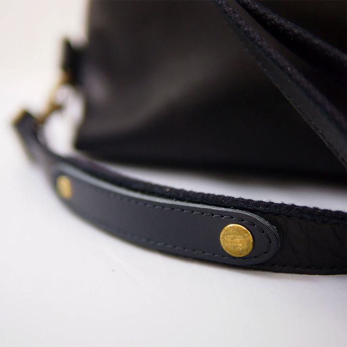 LESS DESIGN 時尚質感 日系職人款手提/側背/後背三用包