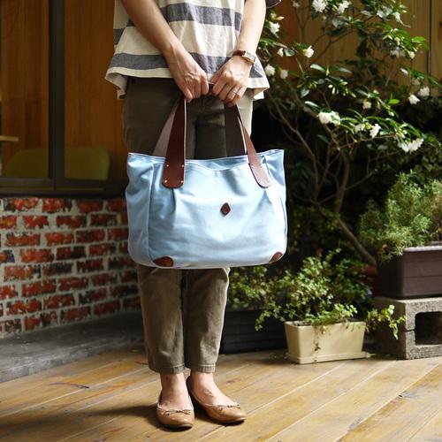 CLEDRAN|日本輕量尼龍防潑水托特包