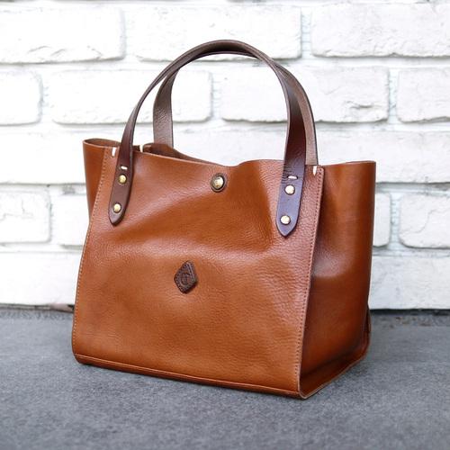 CLEDRAN|日系品牌真皮手工手提包