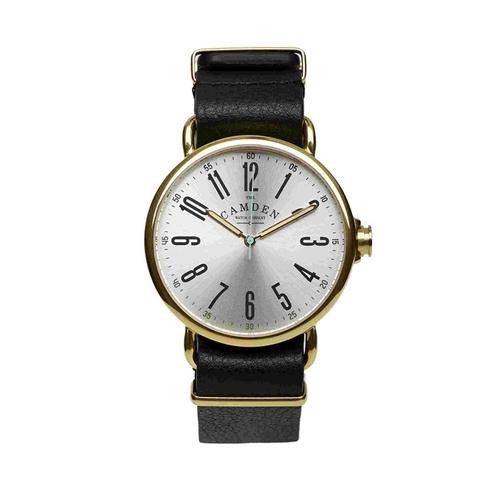 Camden Watch |純英國血統 簡約時刻個性真皮腕錶