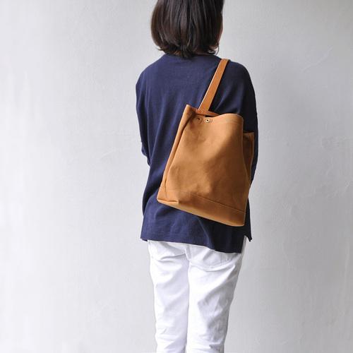 TEHA' AMANA|日本No.8帆布 簡約休閒手提/肩側背兩用包