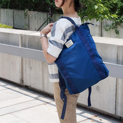 WONDER BAGGAGE 日系輕旅行,元氣輕量機能防潑水後背包