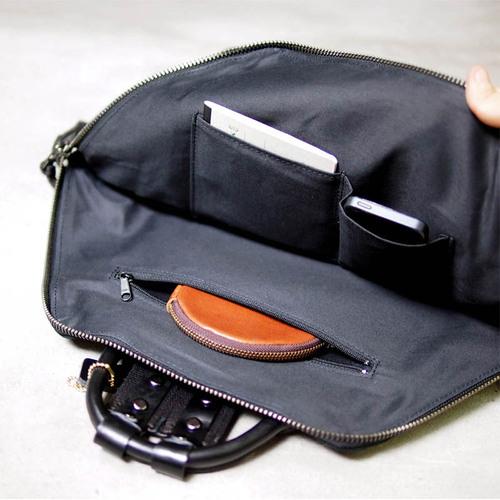 LESS DESIGN|率性格調,日系六角後背包